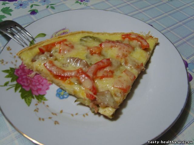 Pizza-minutka